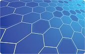 Hexagon,Abstract,Grid,Science,Backgrounds,Vector,Blue,Pattern,Textured,Futuristic,Geometric Shape,Technology,Connection,Design,Computer Graphic,Shape,Ilustration,Backdrop,Design Element,Illustrations And Vector Art,Digitally Generated Image,Vector Backgrounds,Clip Art,Color Image,Simplicity,Wallpaper Pattern