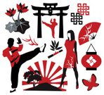 Kung Fu,Japan,China - East Asia,Lantern,Fan,East Asian Culture,Pattern,martial,Symbol,Frame,Art,Lotus Water Lily,Cheongsam,Silhouette,Women,Asia,Electric Lamp,Bamboo,Red,Sunrise - Dawn,Computer Graphic,Ilustration,qipao,Indigenous Culture,Tree,East,Black Color,Butterfly - Insect,Fashion,Nature,Tropical Climate,Arc,Creativity,Hill,Plant,Posing,Exoticism,City Of Sunrise,Illustrations And Vector Art,Nature,Flowers