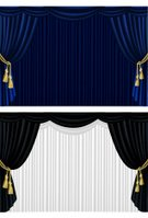 Curtain,Black Color,Movie Theater,Stage Theater,Blue,Theatrical Performance,White,Broadway,Hollywood - California,Gold Colored,Closing,Backgrounds,Movie,Textile,Open,Opening,Film Industry,Vector,Velvet,Heavy,Decor,Rope,Closed,Ilustration,Arts And Entertainment,Cinema,Illustrations And Vector Art,Decoration,Vector Backgrounds,Material