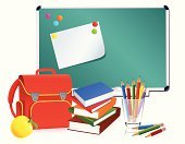 Classroom,Education,Table,Vector,Blackboard,Desk,Textbook,Book,Apple - Fruit,Studying,Pencil,Student,Lunch,Bag,Briefcase,Learning,University,Pen,Color Image,Single Object,Colors,Glass - Material,Ilustration,Page,Design,Dictionary,Paper,Intelligence,Announcement Message,Fruit,Education,Lifestyle,Industry,Babies And Children,Illustrations And Vector Art,writing-table,Literature