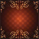 Tracery,Arts And Entertainment,Visual Art,Arts Backgrounds,Pattern,Backgrounds,Vector,Ilustration,Computer Graphic