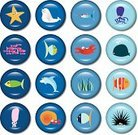 Cartoon,Sea,Sea Urchin,Whale,Dolphin,Fish,Animal,Starfish,Splashing,Fishing,Goldfish,Spray,Beach,Ilustration,Squid,Lake,Water,Crab,Swimming,Tropical Climate,Vector,Swordfish,Porpoise,Underwater,Smiling,Animal Shell,Mammal,Fun,Nature,Design,Concepts And Ideas,Lifestyle,Colors,White,Alcove,Blue