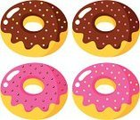 Donut,Cupcake,Store,Cake,Pink Color,Bakery,Vector,Symbol,Muffin,Candy,Clip Art,Dessert,Pie,Appetizer,Crockery,Dieting,Ilustration,Baking,Variation,Chocolate Candy,Sweet Food,Pastry Crust,Unhealthy Eating,Set,Eating,Breakfast,Food And Drink,Food,Meal,Dough,Homemade,Image,Glazed,Brown,Vector Cartoons,Collection,Food And Drink,Gourmet,Sale,Illustrations And Vector Art,Baking