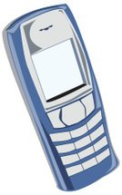 Mobile Phone,Telephone,Blue,Discussion,Dial,Technology,Illustrations And Vector Art,Modern,Cut Out,Listening,Communication