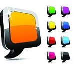 Interface Icons,Push Button,Three-dimensional Shape,Internet,Square Shape,Square,Rectangle,Magenta,Blue,Cartoon,Discussion,Orange Color,Shiny,Manga Style,Computer Icon,Balloon,Vector,Green Color,Bright,Metallic,Lightweight,Purple,Focus on Shadow,Vector Icons,Illustrations And Vector Art,Modern,Fun,Computers,Vibrant Color,Black Color,Chrome,Technology,Light - Natural Phenomenon,Yellow,Brightly Lit,Red,Diminishing Perspective,Shadow