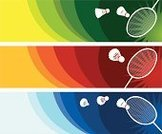 Badminton,Sport,Shuttlecock,Backgrounds,Banner,Exercising,Abstract,Action,Training Class,Poster,Leisure Games,People,Ideas,Inspiration,Computer Graphic,The Olympic Games,Vector,Lifestyles,Competition,Silhouette,Athlete,Indoors,Green Color,Leisure Activity,Sports Training,Court,White,Playing,Sports Team,Isolated,Activity,Blue,Outline,Color Image,Flying,Expertise,Equipment,Demolishing,Winning,Ilustration,Copy Space,String,Racket,Good Sportsmanship,Professional Sport,Competitive Sport,Isolated On White,Feather,No People,Practicing