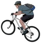 Cycling,Bicycle,Cyclist,Vector,Mountain,Climbing,Backpack,Sport,Male,Summer,Hill,Ilustration,Drawing - Art Product,Outdoors,Recreational Pursuit,Pedal,Moving Down,Springtime,Leisure Activity,singletrack,People,Sports And Fitness,Illustrations And Vector Art,handcarves
