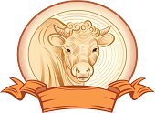 Cow,Meat,Bull - Animal,Ox,Agriculture,Vector,Cattle,Picture Frame,Pasture,Animal Head,Animal,Farm,Frame,Frame,Ilustration,Food,Rural Scene,Horned,Ellipse,Male Animal,Domestic Animals,Mammal,Computer Graphic,Oval Area,Image