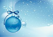Christmas,Christmas Ornament,Blue,Christmas Decoration,Decoration,Silver Colored,Backgrounds,Sphere,Vector,Snow,Ribbon,Bow,Snowflake,Snowing,flakes,Shiny,Focus On Background,Bright,Design,No People,Swirl,Design Element,Ilustration,Bubble,Winter,Part Of,Horizontal,Holiday Backgrounds,Holidays And Celebrations,Vector Backgrounds,Celebration,Christmas,christmas elements,season greetings,Computer Graphic,Colors,Copy Space,twinkles,Christmas Design,Illustrations And Vector Art