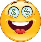 Smiley Face,Smiling,Human Face,Emoticon,Currency,Dollar Sign,Cheerful,Happiness,Dollar,Emotion,Yellow,Buying,Making Money,Coin,Characters,Cartoon,Wealth,Symbol,Computer Icon,Orange Color,Business,Clip Art,Colors,Stock Market,Cute,Green Color,Vector,Global Business,Interface Icons,Finance,Discussion,Style,Gossip,Emoji,Talking,Label,Ilustration,Computer Graphic,Human Head,Design
