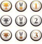 Medal,Symbol,Number 1,Computer Icon,Competition,Silver Colored,Silver - Metal,Gold,Gold Colored,Award,Bronze,Bronze,Icon Set,Trophy,First Place,Sport,Winning,Gold Medal,Achievement,Success,Set,Vector,Number 2,Competitive Sport,Interface Icons,Silver Medal,Laurel Wreath,Second Place,Conceptual Symbol,Isolated On White,Isolated,Bronze Medal,Collection,Sport Symbol