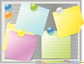 Magnet,Fridge Magnet,Note Pad,Metal,Bulletin Board,Message Pad,Billboard Posting,Office Supply,Sheet,Aluminum,Ilustration,Objects/Equipment,Isolated Objects,Vector Backgrounds,Household Objects/Equipment,Illustrations And Vector Art,Pen,Reminder,Multi Colored,Shiny,Pencil