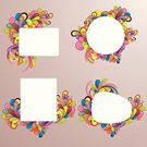 Computer Graphic,Picture Frame,Frame,Funky,Swirl,Multi Colored,Doodle,Spiral,Pattern,Design Element,Set,Creativity,Decoration,Ornate,Design,Drawing - Art Product,Scroll Shape,Vector,Hand-drawn,Collection,Shape,Clip Art,Blank,template,Vector Ornaments,Illustrations And Vector Art,Part Of,Curve,Style,Flowing,Vector Backgrounds,Composition,Copy Space,hand drawn,Ilustration,Vector Cartoons,Abstract,Empty,Beautiful