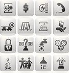 Symbol,Playground,Computer Icon,Toilet,Child,Sport,Shower,Electricity,Family,Locker,Sign,Light - Natural Phenomenon,Ball,Bathtub,Drinking Water,Security,Men,Outhouse,Gray,En Suite Bathroom,Telephone,Women,Black Color,Clothing,Interface Icons,Landline Phone,Exclamation Point,Vector,White Background,White,Square Shape,Dollar Sign,Vector Icons,Illustrations And Vector Art,Power