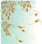 Autumn,Leaf,Falling,Tree,Blowing,Frame,Branch,Wind,Four Seasons,Doodle,Swirl,Sketch,Gold Colored,Vector,Backgrounds,Season,Sky,foliagé,Curve,Drawing - Art Product,Grunge,Incomplete,Pencil Drawing,Orange Color,Ilustration,Bush,Copy Space,Yellow,Illustrations And Vector Art,Fall,Vector Florals,Plants,warm colors,hand drawn,Nature,Outdoors,Tree Canopy,blue sky,Alternative Energy,Nature,Environment,Botany,corner element