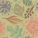 Flower,Retro Revival,Floral Pattern,Seamless,Wallpaper Pattern,1940-1980 Retro-Styled Imagery,Pattern,Plant,Growth,Hand-drawn,Springtime,Nature,Sketch,Doodle,Ornate,Drawing - Art Product,Blossom,Backgrounds,Design Element,Summer,Abstract,Art,Ilustration,Leaf,Decor,Repetition,Illustrations And Vector Art,Beautiful,Design,Color Image,Decoration,Vector Backgrounds,Vector