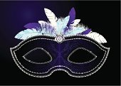 Mask,Costume,Masquerade Mask,Carnival,Venice Carnival,Vector,Isolated,Jewelry,Purple,Diamond,Feather,Traditional Festival,Sparks,Illuminated,Star Shape,Close-up,Bright,Illustrations And Vector Art,Ilustration,Holidays And Celebrations,Staring,Camouflage,Luminosity,Parties,Ornate,Shiny