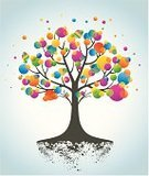 Tree,Multi Colored,Poster,Abstract,Backgrounds,Circle,Creativity,Paint,New,Funky,Design,Color Image,Banner,Book Cover,Curve,Springtime,Computer Graphic,Vector,Leaf,Summer,Branch,template,Nature,Season,Image,Cool,Placard,Painted Image,Ornate,Curled Up,Greeting Card,Backdrop,Ilustration,Clip Art,Illustrations And Vector Art,Style,Nature,Nature Abstract,Gardens,Vector Backgrounds,Wallpaper Pattern,Decoration