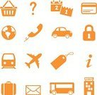 Symbol,Computer Icon,Hotel,Icon Set,Travel,Bus,Airplane,Luggage,Orange Color,Suitcase,Car,Transportation,Calendar,Train,Internet,Advice,Data,Telephone,Label,Security,Question Mark,Help,Padlock,Credit Card,E-commerce,Globe - Man Made Object,Earth,Envelope,Mode of Transport,Letter,Price Tag,Mail,Calendar Date,Home Shopping,Public Transportation,Travel Locations,Illustrations And Vector Art,Vector Icons,Shopping Basket,rail travel