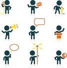 Characters,Shouting,Symbol,Podium,Voice,Computer Icon,Megaphone,Public Speaker,Speech Bubble,Vector,Set,Communication,Cartoon,Ilustration,Telephone,E-Mail,Thought Bubble,Pencil,Orange Color,Pen,Letter,Writing,Global Communications,Communications Tower,Yellow,Globe - Man Made Object,Collection,Earth,Reflection,Blue,Envelope,Group of Objects