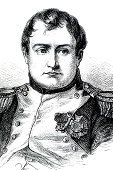 Napoleon Bonaparte,Men,French Culture,History,France,Ilustration,Fine Art Portrait,Dictator,Regency Style,European Culture,Name Of Person,Period Costume,Vertical,Only Men,Emperor,Arts And Entertainment,French Military,19th Century Style,Military Uniform,One Person,Napoleonic Wars,Engraved Image,People,Royal Person,Image Created 19th Century,Historical Document,Illustrations And Vector Art,Officer,Leadership,General,Steel Engraving