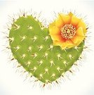 Cactus,Flower,Single Flower,Prickly Pear Cactus,Heart Shape,Human Heart,Thorn,Wedding,Sharp,Yellow,Symbol,Greeting Card,Flower Head,Blossom,Close-up,Isolated,Succulent Plant,Valentine's Day - Holiday,Valentine Card,Thorn Bush,Vector,Romance,Computer Icon,Multi Colored,Leaf,Spiked,Love,Banner,Plant,Green Color,Cute,Nature,Passion,Illustrations And Vector Art,Beauty,Design Element,Lifestyle,Holidays And Celebrations,Beauty In Nature,Bud,Dew,Floral Pattern,Day,Shape,Placard,Relationships,Valentine's Day,Artificial,Branch,Needle,White,Vector Florals,Frond,Ripe