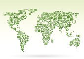 Energy,World Map,Globe - Man Made Object,Earth,Green Color,Symbol,Map,Efficiency,Environment,Fuel and Power Generation,Computer Icon,Recycling,House,Electricity,Nature,Environmental Conservation,Pollution,Africa,Water,Backgrounds,Sun,Resourceful,Planet - Space,Natural Gas,Car,Solar Power Station,Cleaning,Cartography,Alternative Energy,Solar Energy,Heat - Temperature,Vector,Australia,USA,Fossil Fuel,Clean,Driving,Europe,Sphere,Leaf,Asia,The Americas,Ilustration,continents,Land,Sunlight,Sunbeam,homeland,Concepts And Ideas,Copy Space,Nature Abstract,Nature,Healthy Lifestyle,Illustrations And Vector Art