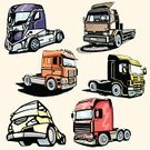 Semi-Truck,Truck,Vehicle Trailer,Pick-up Truck,Trucking,Car,Expertise,Driving,Cargo Container,Wheel,Business,Symbol,moveout,Land Vehicle,Equipment,Professional Occupation,Headlight,Business,Business Concepts,Carrying,Animal Trunk,Loading,Speed,Mini Van,Moving House,Fuel Tanker,Pulse Trace,Trunk,Freight Transportation,Miles,Transportation,Delivering,Illustrations And Vector Art,Engine,Outdoors,Sunlight,Road,Professional Sport,Unloading,Bumper,Motion,Merchandise,Vector,Ilustration,Highway,Transportation