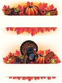 Thanksgiving,Autumn,Leaf,Banner,Pumpkin,Turkey - Bird,Food,Art,Vector,Horizontal,Ilustration,Vegetable,Painted Image,Grape,Grunge,Corn,Apple - Fruit,Pepper - Vegetable,Design Element,Still Life,Copy Space,Brush Stroke,Drawing - Art Product,Fruit,Vector Backgrounds,Thanksgiving,Bell Pepper,hand drawn,Painterly Effect,Composition,Maple Leaf,Nature,Fall,Illustrations And Vector Art,Pear,Holidays And Celebrations,Oil Painting