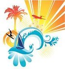 Travel,Summer,Abstract,Banner,Surfing,Backgrounds,Airplane,Tropical Climate,People Traveling,Sea,Wave,Sail,Computer Graphic,Nautical Vessel,Style,Tree,Sailing,Vacations,Water,Vector,Placard,Wave Pattern,Island,Nature,Silhouette,People,Clip Art,Orange Color,Sunrise - Dawn,Sunbeam,Palm Tree,Extreme Sports,Tourism,Healthy Lifestyle,Sunlight,Passenger,Blue,palm-tree,Yellow,Air Vehicle,Nature Abstract,One Person,Summer,Sunset,Nature,Backdrop,Ilustration,Botany,Brown,Leaf,Ornate,Creativity,Illustrations And Vector Art,Vector Backgrounds