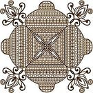 Mandala,Henna Tattoo,Pattern,Symbol,Sewing Pattern,Pen And Ink,Pottery,Circle,rangoli,Frame,Backgrounds,Decoration,mehandi,Geometric Shape,Floral Pattern,Swirl,Design,filigree,Single Flower,Illustrations And Vector Art,Arts And Entertainment,Concepts And Ideas,Outline,Vector,Elegance,Design Element