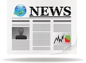 Newspaper,Symbol,The Media,Page,Computer Icon,Article,Backgrounds,Black Color,Finance,Information Medium,Photograph,Photography,People,Blue,Abstract,Business,Paper,New,Vector,Isolated,Front View,Isolated On White,Earth,Sphere,Document,Globe - Man Made Object,Single Object,Data,Diagram,Text,White Background,Planet - Space,Vector Icons,Illustrations And Vector Art,One Person,Arrow Symbol,Routine,Paintings,World Map,Ilustration,White,Set,Isolated Objects,Moving Down,Reportage,Gray,Moving Up