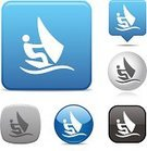 Windsurfing,Symbol,Computer Icon,Water Sport,Wave,Water,Icon Set,Surfing,Sport,Lake,Wind,Sail,Interface Icons,Computer Graphic,White,Stick Figure,Digitally Generated Image,Speed,Vector,Fun,Sea,Action,Sailing,Clip Art,Shiny,Gray,Blue,Collection,Design,Reflection,Black Color,Sparse,Design Element,Modern,Ilustration,Hanging,Silver Colored,Simplicity,White Background