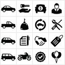 Car,Symbol,Computer Icon,Icon Set,Service,Trading,Transportation,Motorcycle,Land Vehicle,Work Tool,Human Hand,Handshake,Sale,Car Salesperson,Buying,Buy,Vector,Selling,Sports Utility Vehicle,Oil Can,Agreement,Security,Paper,Pen,Equipment,Black And White,Price,Check Mark,Car Key,Computer Graphic,Pick-up Truck,trade-in,Balloon,Document,Price Tag,crossover
