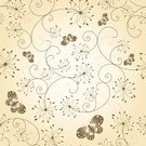 Butterfly - Insect,Seamless,Dandelion,Backgrounds,Pattern,Swirl,Flower,Pink Color,Floral Pattern,Purple,Brown,Backdrop,Repetition,Drawing - Art Product,Nature,Abstract,Plant,Blossom,Textile,Curve,Wallpaper Pattern,Branch,Sketch,Growth,Ornate,Ilustration,Computer Graphic,Creativity,Mothers Day,Summer,Art,Colors