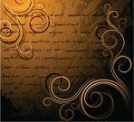 Poet,Backgrounds,Handwriting,Text,Paper,Calligraphy,Old,Gold Colored,Letter,Swirl,Nostalgia,Antique,Grunge,Scroll Shape,Memories,Design Element,Correspondence,Old-fashioned,Pattern,Black Color,Retro Revival,Design,Elegance,Greeting Card,Curve,Valentine's Day - Holiday,Romance,Curled Up,Stained,Yellow,Shadow,Orange Color,Copy Space,Illustrations And Vector Art,Ink,Drop,Holidays And Celebrations,Concepts And Ideas,Painted Image,1940-1980 Retro-Styled Imagery