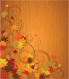 Thanksgiving,Backgrounds,Autumn,Leaf,Frame,Wood - Material,Design,Vector,Pattern,Design Element,Ilustration,Scroll Shape,Multi Colored,Swirl,Orange Color,Clip Art,Red,Maple Tree,Nature,Green Color,Illustrations And Vector Art,Gold Colored,Vibrant Color,Yellow,Shadow,Fall,Thanksgiving,Nature,Holidays And Celebrations,Copy Space