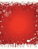 Christmas,Santa Claus,Urban Scene,City,Backgrounds,Snow,Snowflake,Holiday,Winter,Dirty,Frame,Silhouette,Red,Christmas Card,Vector,Christmas Decoration,Christmas Ornament,Grunge,Christmas Lights,Celebration,Illustrations And Vector Art,December,Vector Backgrounds,Symbol,Christmas,Floral Pattern,Bow,Design Element,Shape,Design,No People,Style,Decoration,Natural Pattern,Snowing,Gift,Elegance,Pattern,Gift Box,Clip Art,Ribbon,Holidays And Celebrations,Greeting Card,Abstract,Season,Focus On Foreground,Cityscape,New Year's Eve