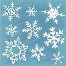 Snowflake,Drawing - Art Product,Snow,Winter,Christmas,Ilustration,flakes,White,Christmas Decoration,Hand-drawn,Cold - Termperature,Season,Christmas,Holidays And Celebrations