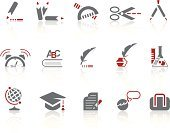 Symbol,University,Computer Icon,Feather,Icon Set,Education,Hat,Science,Learning,Wisdom,Internet,Vector,Book,Drawing Compass,Time,Red,Human Head,Divider,Pen,Simplicity,List,Clock,Ink,Concentration,Alphabet,Portfolio,Alarm Clock,Scissors,Drawing - Activity,Pencil,Globe - Man Made Object,Bag,Interface Icons,Letter,Gray,Test Tube,Flask,Page,Note Pad,Ruler,abc book,Sphere,Reflection