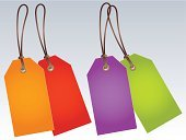 Sale,Label,Price,Retail,Green Color,Orange Color,Vector,Purple,Red,Retail/Service Industry,Industry