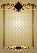 Gold Colored,Frame,Ornate,Shield,heraldic,Ilustration,Decoration,Vector,Retro Revival,Victorian Style,Arts Backgrounds,Isolated-Background Objects,Vector Backgrounds,Isolated Objects,Illustrations And Vector Art,Floral Pattern,Elegance,Shape,Arts And Entertainment