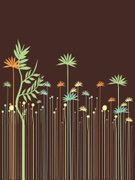 Growth,Nature,Plant,Life,Pattern,Tropical Climate,foliagé,Botany,Forest,Leaf,Vector,Green Color,Biology,Bush,Environment,Lush Foliage,Rural Scene,Ilustration,Non-Urban Scene,Photosynthesis,Nature,Illustrations And Vector Art,Fashion,Plants,Vector Cartoons,Uncultivated,Beauty And Health