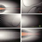 Backgrounds,Technology,Abstract,Business,Vector,Grid,Computer Graphic,Digitally Generated Image,Design,Gray,Black Color,Motion,Swirl,Halftone Pattern,Modern,Geometric Shape,White,Backdrop,Curve,Wave Pattern,Flowing,Color Gradient,Wire Mesh,Ilustration,Vector Backgrounds,Technology,Technology Backgrounds,Illustrations And Vector Art,Technology Abstract