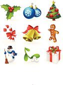 Christmas,Symbol,Computer Icon,Icon Set,Snowman,Holly,Mistletoe,Tree,Decoration,Christmas Decoration,Christmas Tree,Bell,Leaf,Food,Ribbon,Christmas Ornament,Winter,Isometric,Gingerbread Man,Candy Cane,Gingerbread Cookie,Twig,Hat,Red,Gift Box,Star Shape,Season,Three-dimensional Shape,Gold Colored,Gold,Celebration,Berry Fruit,Christmas Icons,Carrot,Vector Icons,Bow Tie,Illustrations And Vector Art,Top Hat,Christmas Present,Petal,New Year's,Scarf,Christmas,Holidays And Celebrations,Stem