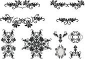 Vine,Decoration,Grid,Flower,Grape,Pattern,Metal,Floral Pattern,Metal Grate,Iron - Metal,Swirl,Vector,Design Element,Exclusion,Old-fashioned,Label,Netting,Style,Obsolete,Vector Ornaments,Badge,Backgrounds,Vector Backgrounds,Leaf,Elegance,Vector Florals,Backdrop,Nature,Decor,Illustrations And Vector Art