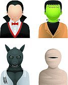 user,Symbol,Mummified,Halloween,Avatar,Icon Set,Horror,Costume,Count Dracula,Werewolf,Party - Social Event,Monster,Holidays And Celebrations,Illustrations And Vector Art,People,Halloween,Clip Art,Vector Icons,Frankenstein's Monster,Spooky,Characters,Ilustration,Fear,Fun,People