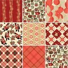 Pattern,Christmas,Plaid,Seamless,Holiday,Striped,Child,Backgrounds,Christmas Paper,Gift,Snowflake,Winter,Symbol,Star Shape,Red,Set,Design,Vector,Santa Claus,Gold Colored,Wrapping Paper,Square Shape,Cultures,Wallpaper Pattern,Season,Collection,Snow,Christmas Decoration,seamless background,Traditional Holiday,Illustrations And Vector Art,Holidays And Celebrations,Vector Backgrounds,Repeating Background,Repeating Tile,tile background,seamless wallpaper,Holiday Backgrounds