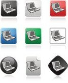 Computer Icon,Icon Set,Communications Technology,Computers,Vector Icons,Technology,Illustrations And Vector Art,Laptop,Ilustration,Communication,Symbol,Interface Icons