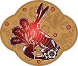 Rabbit - Animal,Chinese New Year,Year,New,Chinese Culture,Chinese Zodiac Sign,Astrology Sign,Paper,China - East Asia,papercut,paper cut,Animal,Art,Ilustration,Decoration,Traditional Festival,Symbol,paper-cut,Craft,New Year's Eve,Plum Blossom,Year Of The Rabbit,spring festival,Cherry Blossom,New Year's Day,Carrot,Craft Product,New Year,Clip Art,Vector,East Asian Culture,Radish,Vegetable